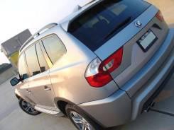 Подножка. BMW X3, E83