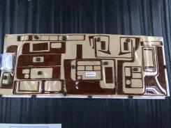 Панели и облицовка салона. Toyota Land Cruiser