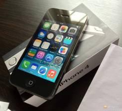 Apple iPhone 4 16Gb. Б/у