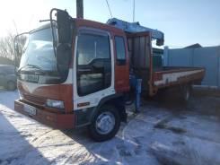 Isuzu Forward. Продается кран-борт , 7 100 куб. см., 5 000 кг.