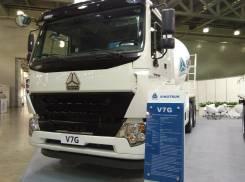 Scania. Автобетоносмеситель Sinotruk HOWO 8x4, V7G ZZ5317GJBV326VE1, г/в 2017, 11 000 куб. см., 12,00куб. м. Под заказ