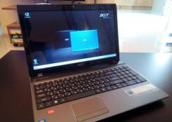 "Acer Aspire 5560. 15.6"", ОЗУ 4096 Мб, диск 500 Гб, WiFi, Bluetooth, аккумулятор на 3 ч."