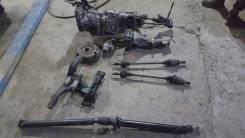 Механическая коробка переключения передач. Subaru Legacy, BH5, BH9 Subaru Forester, SF5, SF9