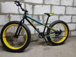 Фэтбайк Внедорожный велосипед