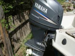 Yamaha. 115,00л.с., 4-тактный, бензиновый, нога L (508 мм), Год: 2013 год