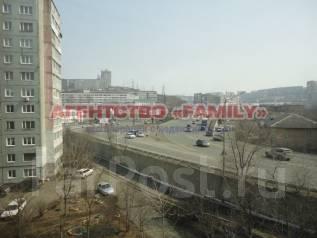 2-комнатная, улица Баляева 54. Баляева, агентство, 50 кв.м. Вид из окна днем