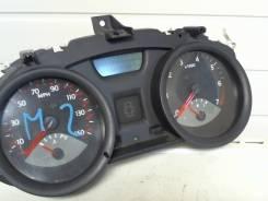Панель приборов. Renault Megane Двигатели: K4M, M9R, K4J, F9Q, K9K, F4R