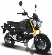 ABM X-moto. 125 куб. см., исправен, птс, без пробега. Под заказ