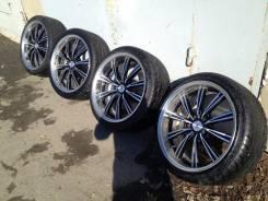 Продам летние колёса R19/35/245 WEDS Maverick. 8.5/9.5x19 5x114.30