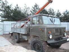 ГАЗ 66. Продается БКМ на базе ГАЗ-66, 4 300 куб. см., 3 000 кг.