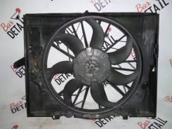 Вентилятор охлаждения радиатора. BMW 5-Series, E60