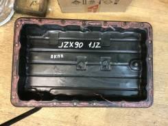 Поддон коробки переключения передач. Toyota Mark II, JZX90 Двигатели: 1JZGTE, 1JZGE, 1JZFSE