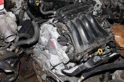 Двигатель в сборе. Nissan Qashqai, J10, J10E Nissan Serena, C25 Nissan X-Trail, NT31 Nissan Lafesta, B30 Двигатель MR20DE