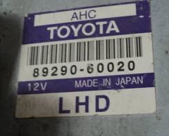 Блок управления подвеской. Lexus LX470, UZJ100 Toyota Land Cruiser, HDJ100, UZJ100 Двигатели: 2UZFE, 1HDT, 1HDFTE