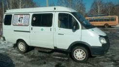 ГАЗ 322132. Газ 322132 бизнес, 2 400 куб. см., 12 мест