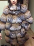 Шубы из лисы. 44