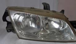 Фара. Nissan Almera, N16