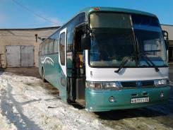 Kia Granbird. Продам междугородний автобус, 330 куб. см., 45 мест
