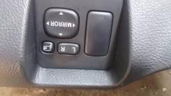 Кнопка управления зеркалами. Toyota Harrier, GSU35, GSU36, GSU31, GSU30, GSU35W, GSU36W, GSU30W, GSU31W