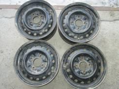 Nissan. 5.5x14, 4x114.30, ET45, ЦО 66,1мм.