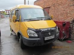 ГАЗ 322132. Продаётся автобус, 2 464 куб. см., 8 мест
