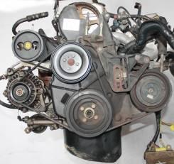 Двигатель в сборе. Mitsubishi Chariot, N44W Двигатель 4G64
