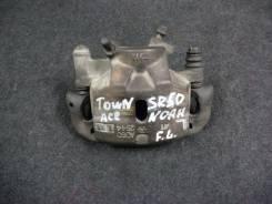 Суппорт тормозной. Toyota T.U.V, RZF85, LF85 Toyota Town Ace Noah, SR40, SR50, CR50, CR40 Toyota Lite Ace Noah, SR40, CR40, CR50, SR50 Двигатели: 2RZE...