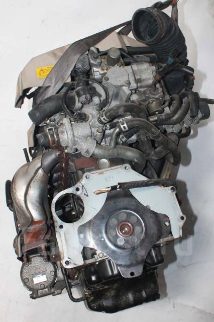 Двигатель в сборе. Mitsubishi: Chariot Grandis, RVR, Galant, Legnum, Aspire