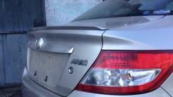 Спойлер. Honda Fit Aria, GD6, GD8, GD7, GD9