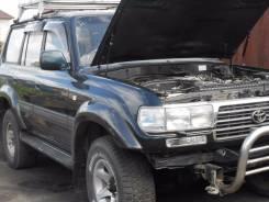 Блок цилиндров. Toyota Land Cruiser, HDJ101, HDJ81V, HDJ101K, HDJ80, HDJ81 Двигатель 1HDFTE