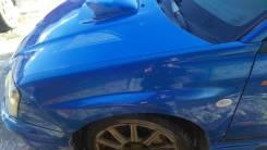 Крыло. Subaru Impreza WRX, GDA, GD, GD9, GDB Subaru Impreza WRX STI Subaru Impreza, GD, GDB, GD9, GDA