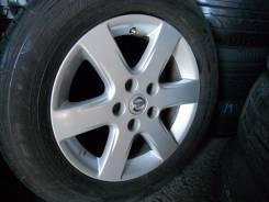 Nissan. 6.5x16, 5x114.30, ET40, ЦО 75,0мм.