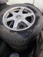 Продам комплект колес 215/65 R16. 5.5x16 5x100.00, 5x114.30