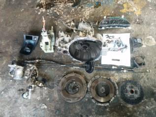 Механическая коробка переключения передач. Toyota Celica, ST202, ST203, ST202C Toyota Carina ED, ST202 Toyota Corona Exiv, ST202 Toyota Curren, ST207...