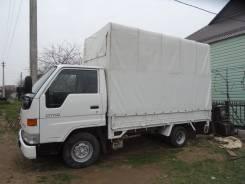 Toyota Dyna. Toyota dyna, 2 000 куб. см., 1 500 кг.