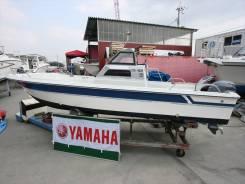 Yamaha FR-27. Год: 1998 год, длина 6,40м., двигатель подвесной, 30,00л.с., дизель. Под заказ