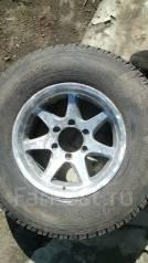 Toyota Hilux Surf. 8.0x16, 6x139.70, ET10, ЦО 106,0мм.
