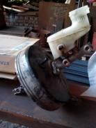 Цилиндр главный тормозной с вакуумом на K24A3 Honda Accord CL-9. Honda Accord, CL9 Двигатель K24A3