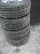 Bridgestone Dueler H/L Alenza. Летние, 2011 год, износ: 10%, 4 шт