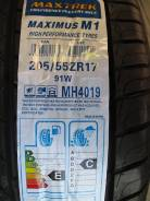 Maxtrek Maximus M1. Летние, 2016 год, без износа, 4 шт. Под заказ