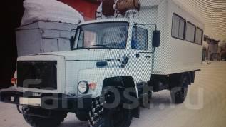 ГАЗ-33082. Газ-33082, 4 000 куб. см., 4 350 кг.