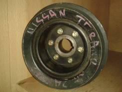 Шкив коленвала. Nissan Terrano II