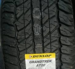 Dunlop Grandtrek AT20. Всесезонные, 2016 год, без износа, 1 шт