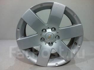 Диск колесный литой 1xj chevrolet captiva 06-11 б/у 95151220 3*. Под заказ