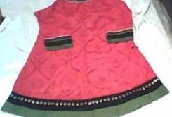 Ульчский национальный халат сделанный в ручную продам