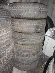 Bridgestone Blizzak W965. Зимние, без шипов, 2002 год, износ: 20%, 6 шт