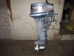 Yamaha. 9,00л.с., 2х тактный, бензин, нога L (508 мм)