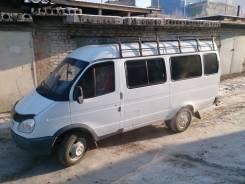 ГАЗ 3221. , 2 900 куб. см., 8 мест