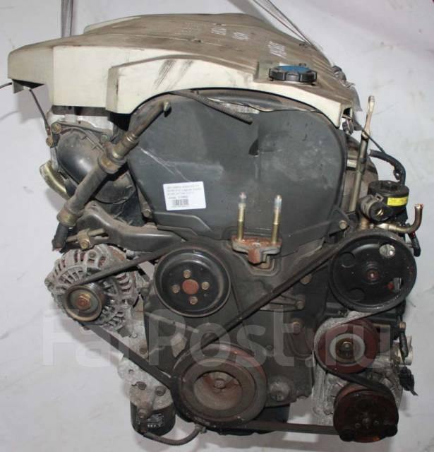 Двигатель в сборе. Mitsubishi: Chariot Grandis, Legnum, Galant, Aspire, RVR