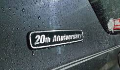 Куплю два шильдика Toyota 20th Anniversary